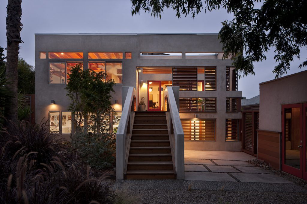 Passive House in California