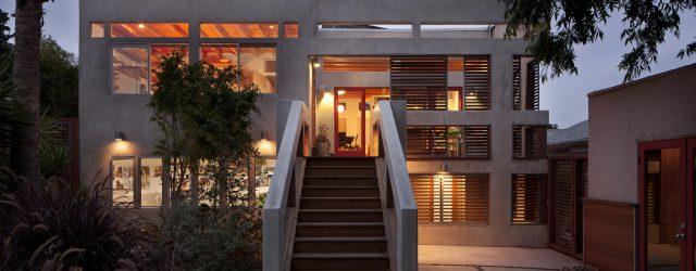 Passive House in California