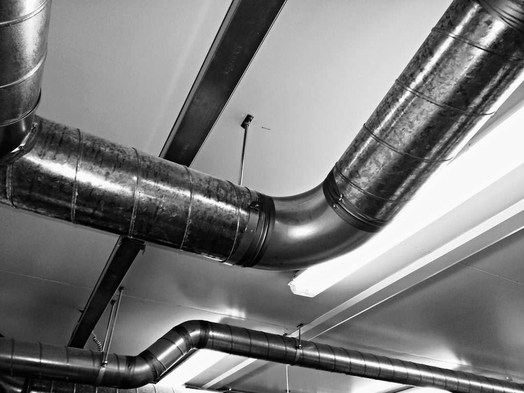 rigid-steel-ducting-for-an-mvhr-system-in-the-uk