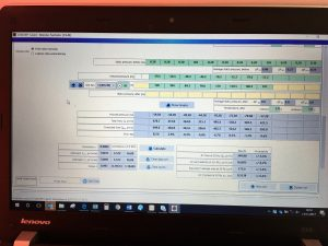 Building Airtightness Software to measure pressure differentials
