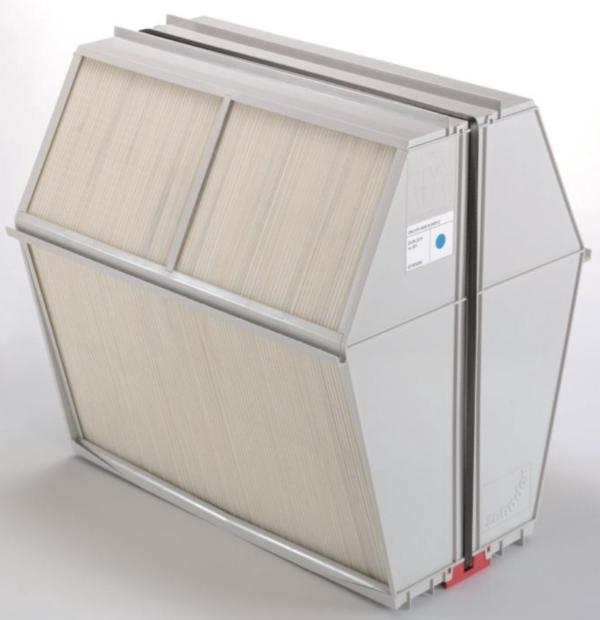 Standard Heat Exchanger MVHR